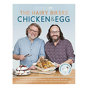 The Hairy Bikers' Chicken & Egg Book