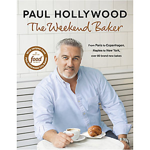 Paul Hollywood The Weekend Baker Book