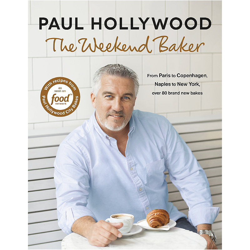 Paul Hollywood's The Weekend Baker