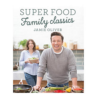 Jamie Oliver Family Superfood Book