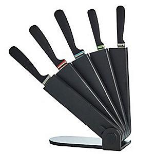 5-teiliger Messerblock von Venn