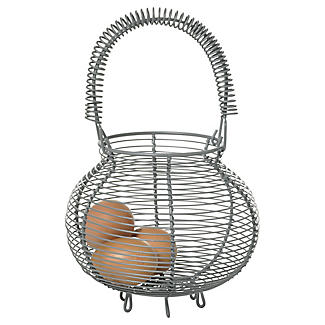 Wire Egg Basket alt image 1