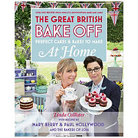Great British Bake Off At Home Book