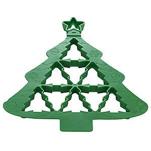 Mehrfach-Ausstechform Weihnachtsbaum