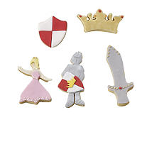 Fairytale Cookie Cutter Set