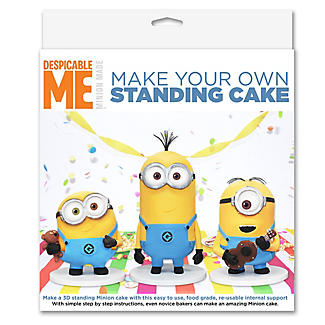 Make Your Own Minions Cake Frame Kit alt image 5