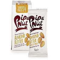 Pip and Nut Almond Butter Squeeze Pack