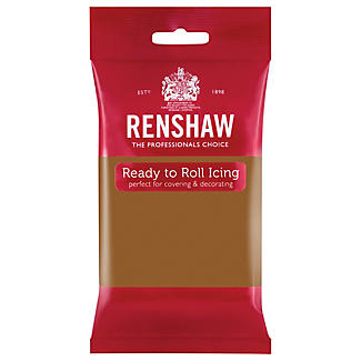 Renshaw Ready to Roll Coloured Icing - 250g