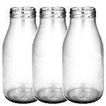 500ml Milchflaschen 3er-Set
