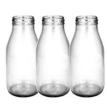 250ml Milchflaschen 3er-Set