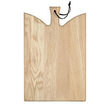 T&G Rectangular Large Handled Oak Board