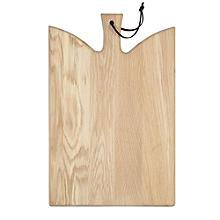 T&G Rectangular Large Handled Oak Board