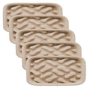 5 x 3 Absorb Bin™ Large Fat Trappers Refills Bundle