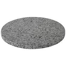 Runder Granit-Untersetzer