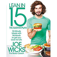 Joe Wicks Lean in 15 the Sustain Plan