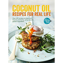 Coconut Recipes for Real Life Book