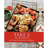 Lakeland Take 6 Ingredients Book