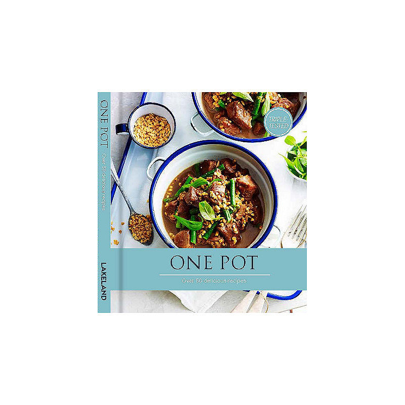 One-Pot Cooking Recipe Book