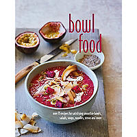 Bowl Food Recipe Book