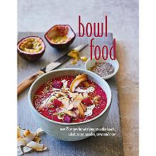 Bowl Food Recipe Book