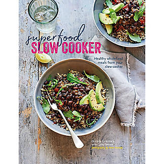 Superfood Slow Cooker Book