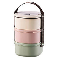 Lock and Lock 3-Tier Small Bento Box