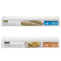 Ultimate Cling Film and Kitchen Foil Bundle