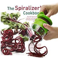 OXO Good Grips® Spiralizer and Spiralizer Cookbook