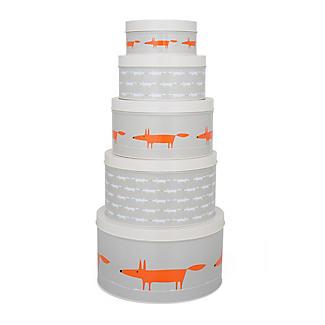 Scion Mr Fox Cake Tin Set