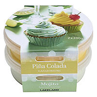 Lakeland Cocktail Frosting Duo