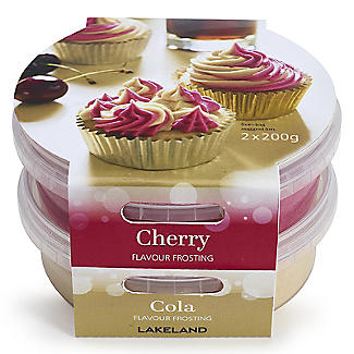 Cherry Cola Frosting Duo