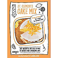 Lakeland St Clement's Cake Mix