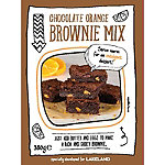 Lakeland Chocolate Orange Brownie Mix