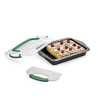 Perfect Slice Traybake Cake Tin alt image 2
