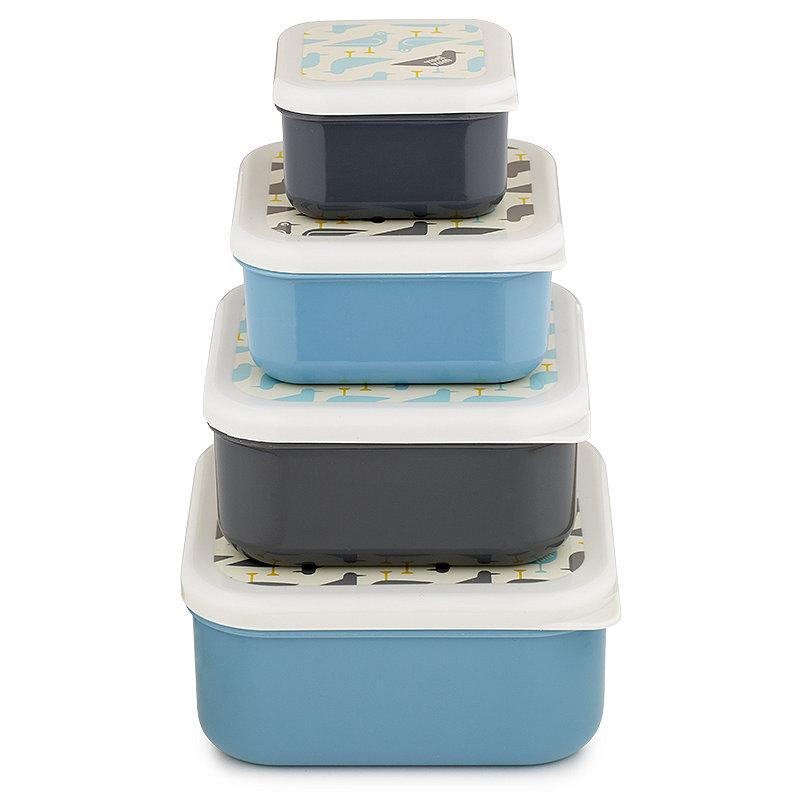 4 Yum Yum® Seagull Nesting Snack Pots