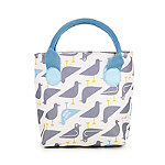 Yum Yum Seagull Tote Lunch Bag