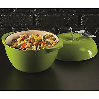 Lodge Cast Iron Apple Dutch Oven Green 23cm alt image 2