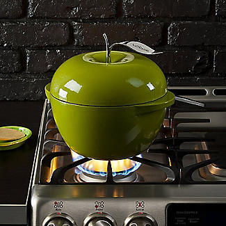 Lodge Cast Iron Apple Dutch Oven Green 23cm alt image 4