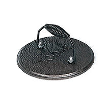 Lodge Cast Iron Grill Press 19cm