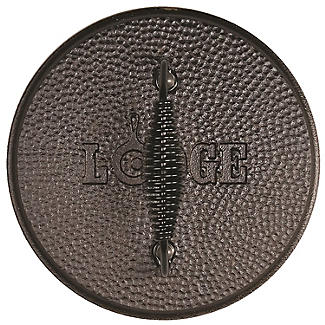 Lodge Cast Iron Grill Press 19cm alt image 2