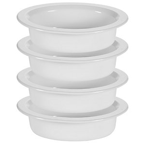 Dura 230 4 Oval Pie Dish Bundle