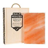 Salt House Himalayan Rock Salt Cooking Block - Rectangle