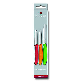 Victorinox 3-Piece Paring and Utility Knife Set alt image 3