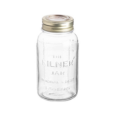 Kilner Anniversary Screw Top Preserve Jar 0.75L