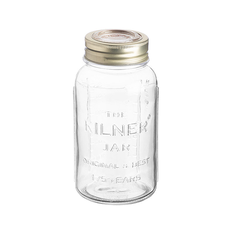 Kilner Anniversary Screw Top Preserve Jar 0.75L
