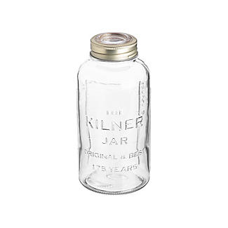 Kilner Anniversary Screw Top Preserve Jar 1.5L