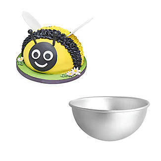 Medium Hemisphere Cake Pan