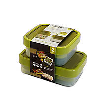 Joseph Joseph® Go Eat Lunch Box Twin Pack