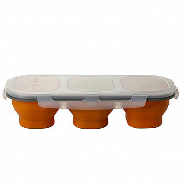 Snacks On The Go Collapsible Lunch Box