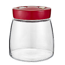Lakeland Fermentation Jar with Air-Release Valve 1L
